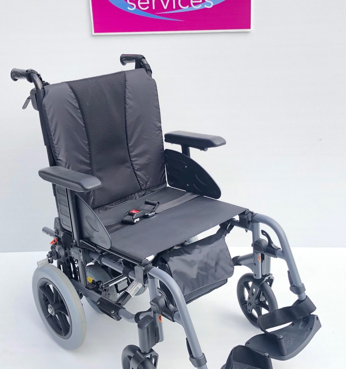 FREE Wheelchair Under-Seat Carry Bag
